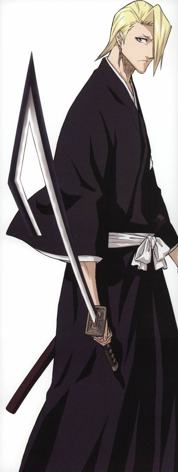 Bleach: Izuru Kira - Gallery